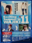 「Exciting Summer in WAJIKI」のポスター